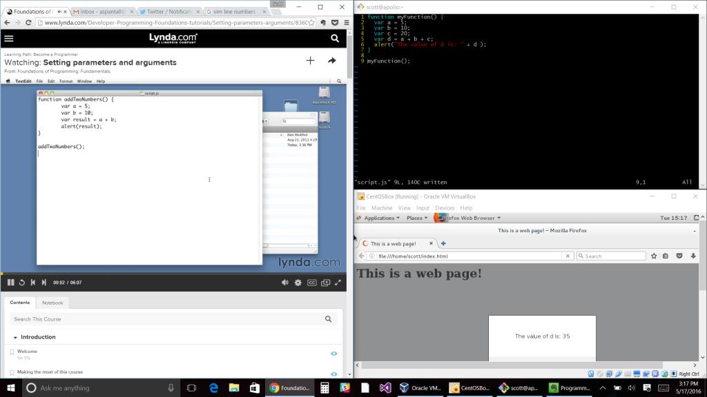 learningLinux